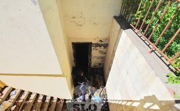 В Туле подросток нашёл труп в подвале