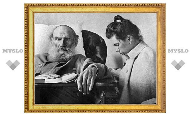 Сегодня исполнилось 100 лет со дня смерти Льва Толстого