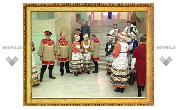 В Туле проходит областной фестиваль национальных культур