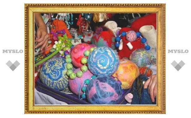 Туляки увидят выставку шаров