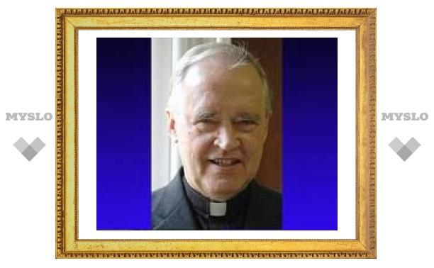 Кардинал Кордес обсудит в Москве перспективы борьбы Церкви с бедностью