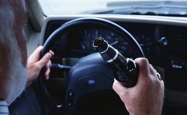 За 9 часов пятничного рейда сотрудники ДПС поймали 8 нетрезвых водителей