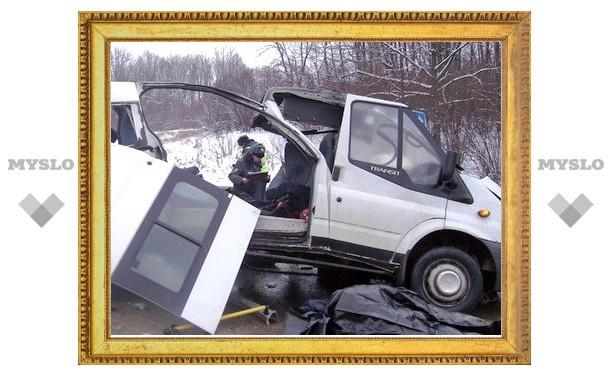 Водитель Ford Transit не довез своих пассажиров