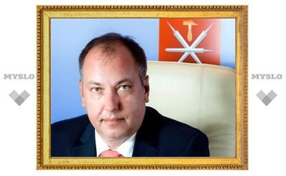 Олег Самылин сложил с себя полномочия сити-менеджера