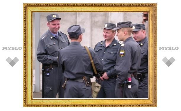 Тулу в День города будут охранять 300 милиционеров