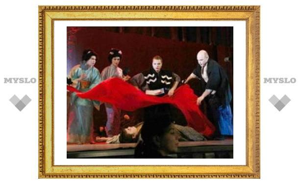В Тулу едет японская опера