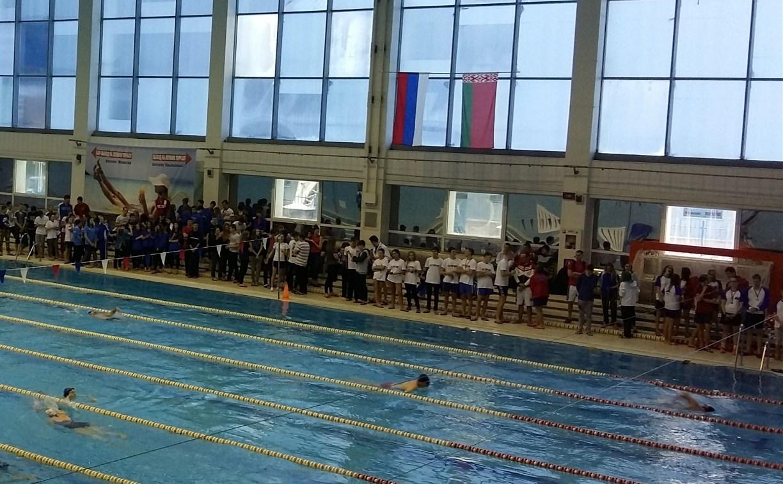 Тульские пловцы привезли из Минска 51 медаль