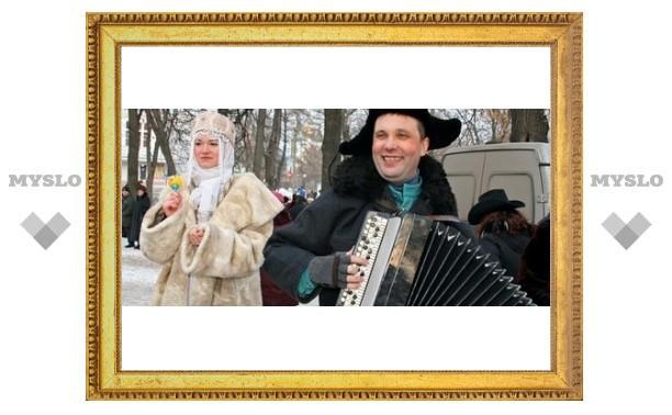 Туляков приглашают на праздник гармони