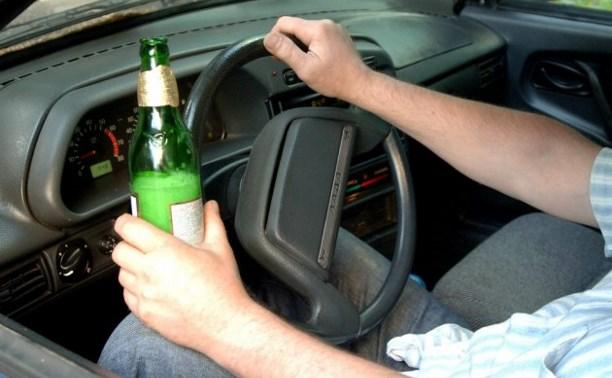За праздничные дни в Тульской области поймали больше полусотни пьяных водителей