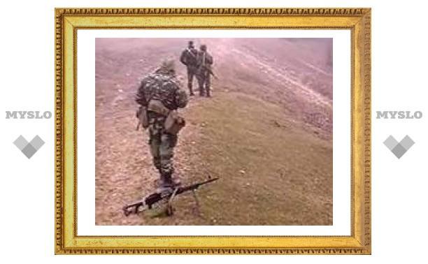В чеченских горах идет операция против боевиков Халилова