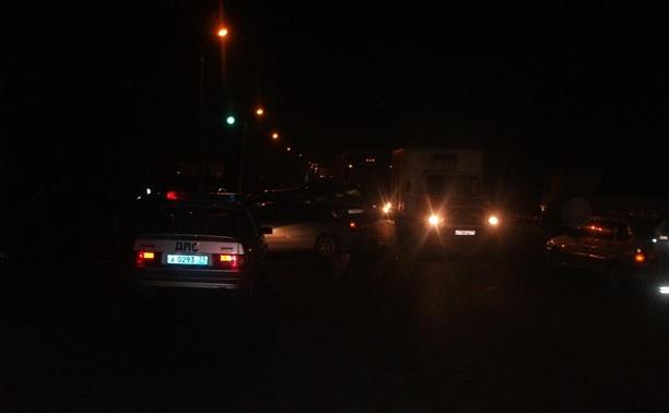 Под Тулой столкнулись три автомобиля. Есть пострадавшие
