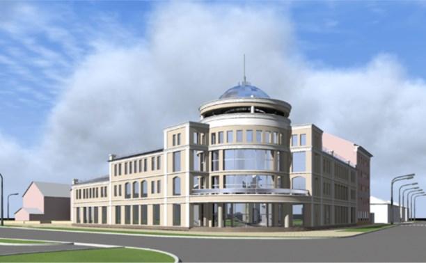 В Заречье построят большой многофункциональный центр