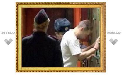 В Тульской области изъяли обрез