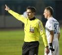 Матч «Арсенала» и «Луча-Энергии» рассудит Николай Волошин