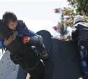 На площади Победы юные туляки познакомились с военной техникой