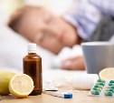 В Туле за неделю гриппом и ОРВИ заболели более четырех тысяч человек