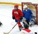 В Киреевске прошёл мини-турнир по хоккею