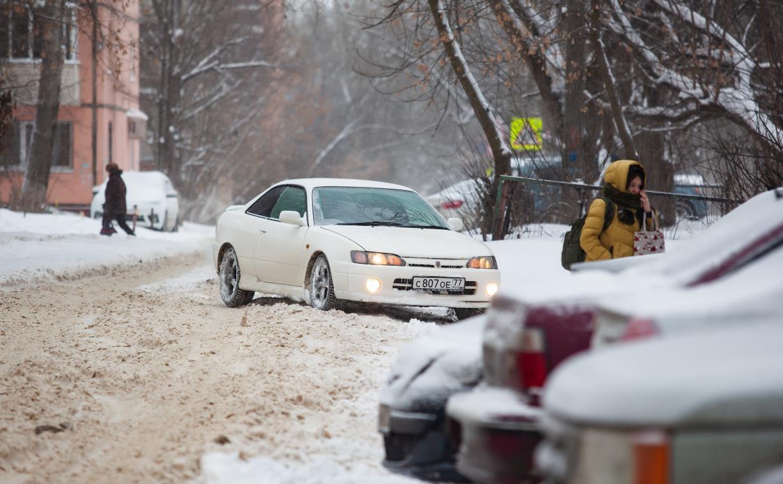 Несколько тульских УК не справились с уборкой снега в Советском округе