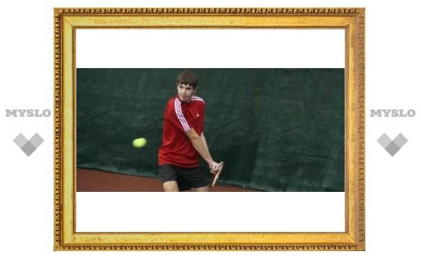 В Туле появится крытый теннисный центр