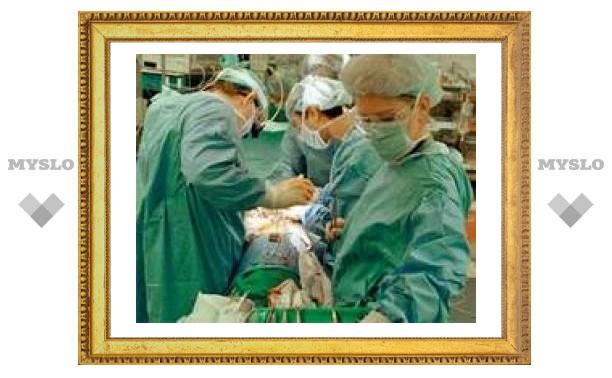 Больным пересаживают органы наркоманов