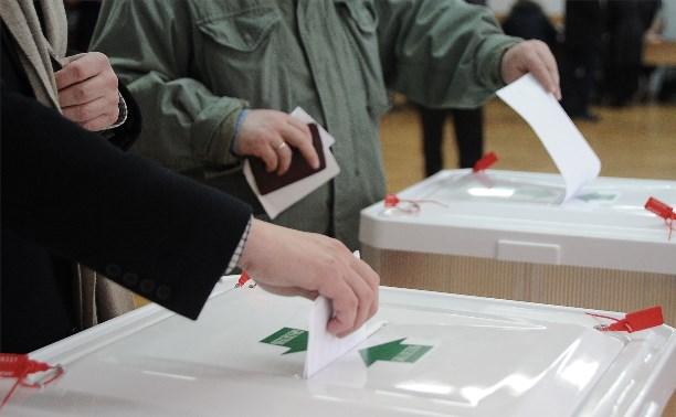 По итогам выборов в Тульской области 44 мандата достались «Единой России»