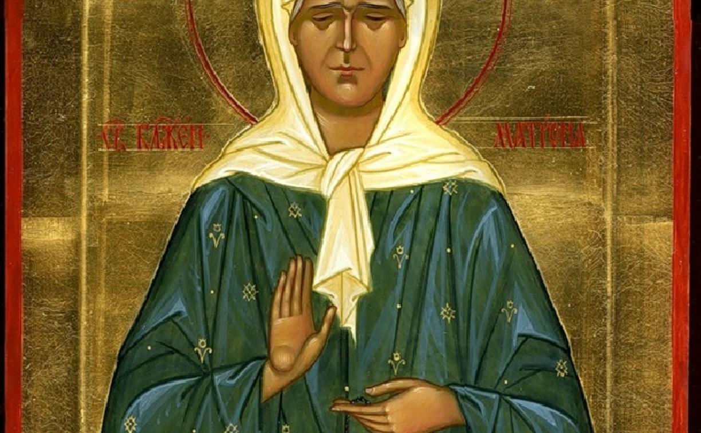 Жители Плавска и Ясногорска смогут поклониться мощам святой Матроны Московской
