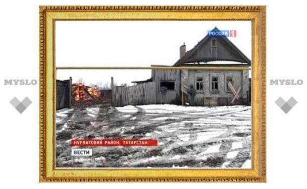 Уничтоженные в Татарстане бандиты оказались исламскими экстремистами