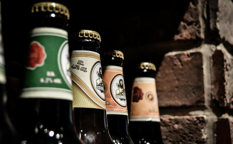 Житель Тульской области похитил из магазина 36 бутылок пива