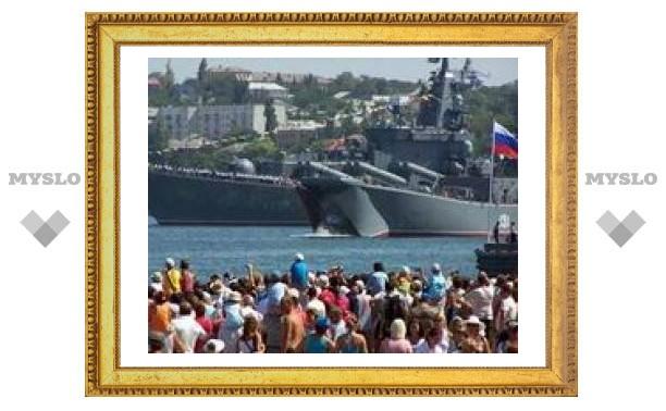 Украина запрещает юбилейный парад Черноморского флота