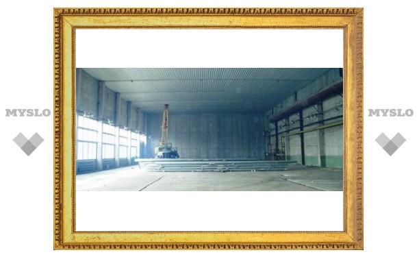 Под Тулой построят индустриальный парк