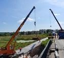 Баташевский мост планируют открыть 20 августа