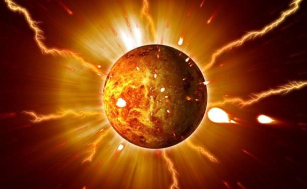 29 июня на Земле началась магнитная буря