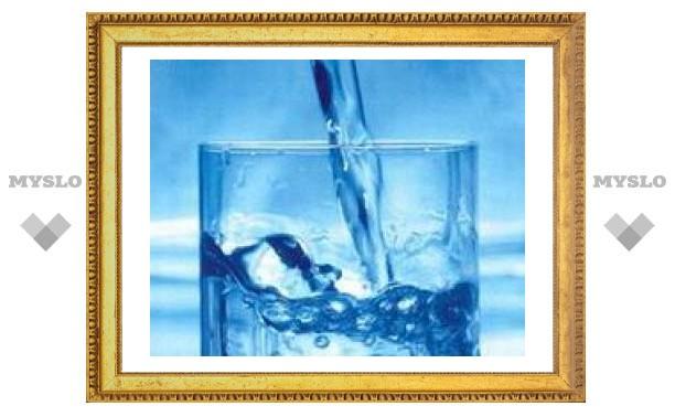 Туляки пьют некачественную воду
