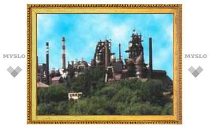 На Тульском металлургическом заводе погиб человек
