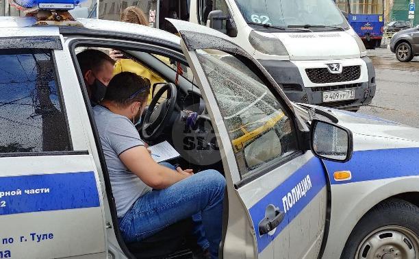 За выходные полицейские составили почти 300 протоколов на туляков за нарушение масочного режима