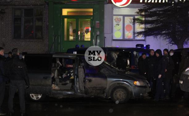 Три трупа в автомобиле на улице Болдина: возбуждено уголовное дело