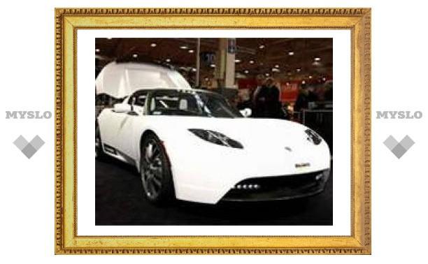 Тюнеры из Brabus представили свою версию электро-суперкара Tesla Roadster