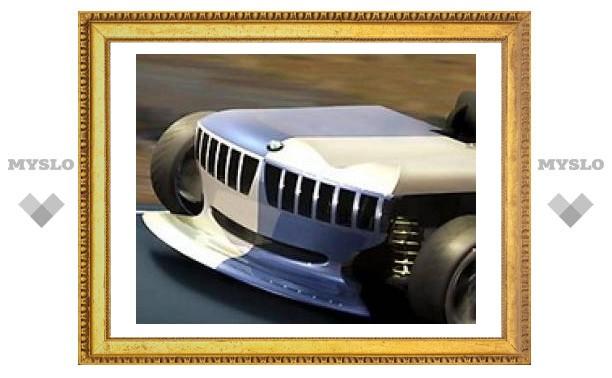 Разработан самый маленький спорткар BMW весом 450 кг