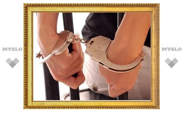 В Туле поймали студентку-воровку