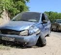 Авария в Туле у проходных КМЗ: пострадали беременная женщина и ребенок