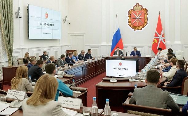 Алексей Дюмин: «Будем решать проблемы дольщиков «Северной Мызы», «Времен года» и Первого Юго-Восточного»