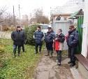 Евгений Авилов встретился с жителями улицы Тупик реки Воронки