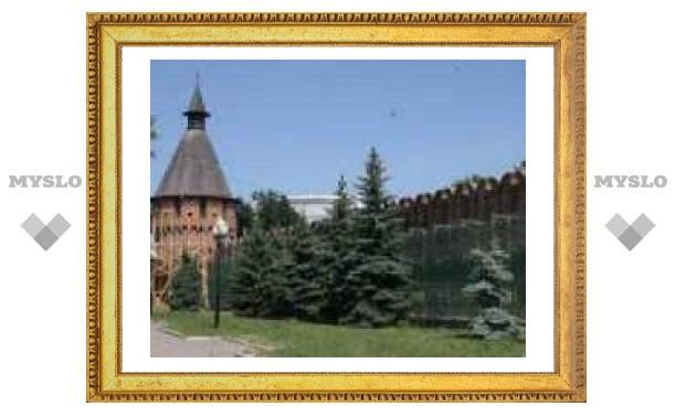В Тульском кремле откопали постройку XVII века!
