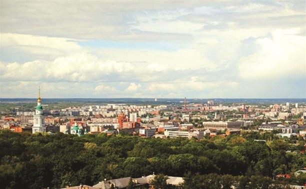 В рейтинге городов, удобных для жизни, Тула занимает 15 место