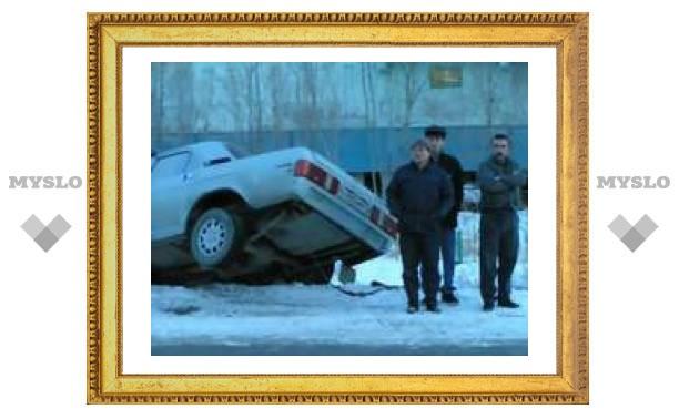В среду в Туле случилось 25 аварий