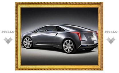 Электрокупе Cadillac Converj будут выпускать серийно