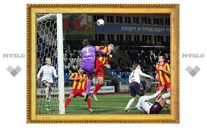 Тульский «Арсенал» на Кипре сыграет со «Слободой»