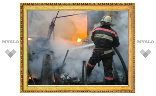 С начала сентября на пожарах погибли два человека