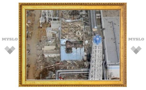 """Рабочие впервые вошли внутрь первого энергоблока """"Фукусимы-1"""""""