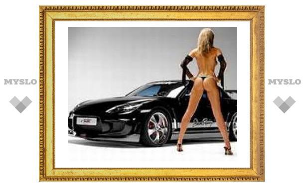 Forbes назвал самые сексуальные автомобили